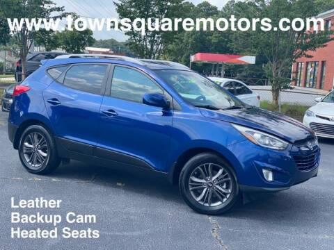 2014 Hyundai Tucson for sale at Town Square Motors in Lawrenceville GA