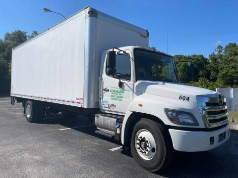 2019 Hino 268A for sale at Zapp Motors in Englewood CO