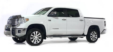 2017 Toyota Tundra for sale at Houston Auto Credit in Houston TX