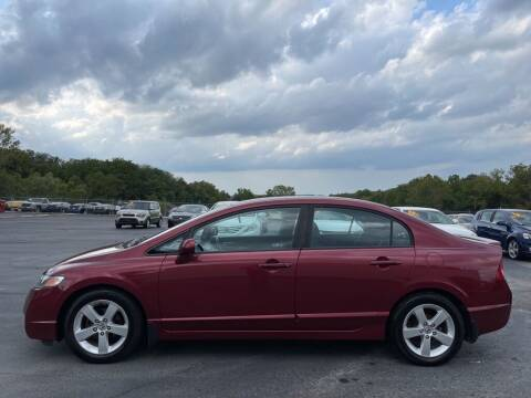 2011 Honda Civic for sale at CARS PLUS CREDIT in Independence MO