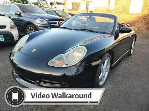 2001 Porsche 911 for sale at Kar Connection in Little Ferry NJ