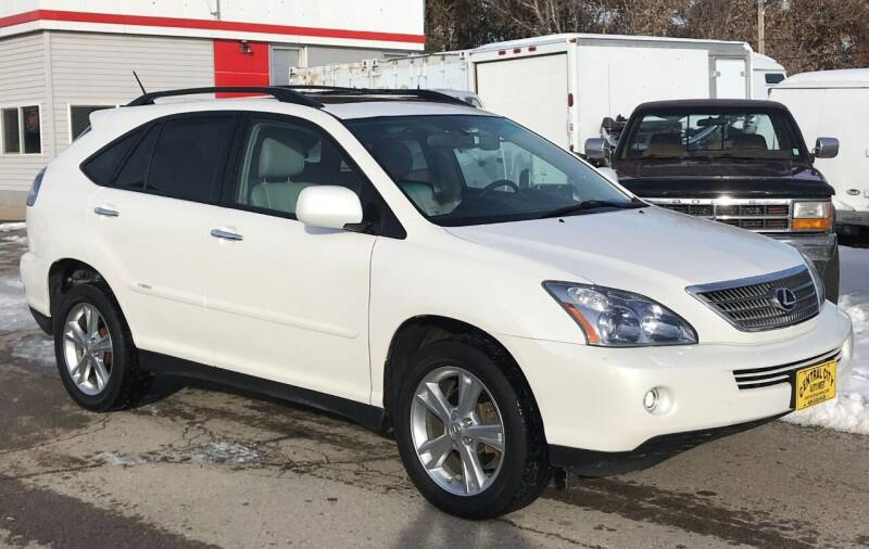 2008 Lexus RX 400h for sale at Central City Auto West in Lewistown MT