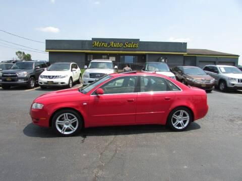 2007 Audi A4 for sale at MIRA AUTO SALES in Cincinnati OH