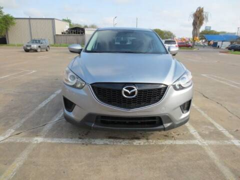 2013 Mazda CX-5 for sale at MOTORS OF TEXAS in Houston TX