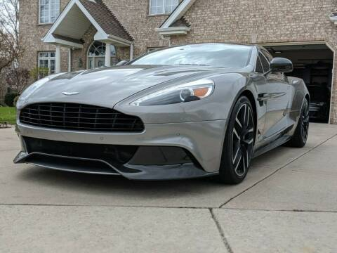 2015 Aston Martin Vanquish for sale at STS Automotive - Miami, FL in Miami FL