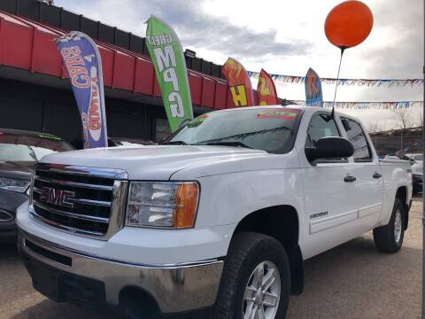 2013 GMC Sierra 1500 for sale at Duke City Auto LLC in Gallup NM