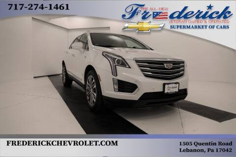2019 Cadillac XT5 for sale at Lancaster Pre-Owned in Lancaster PA