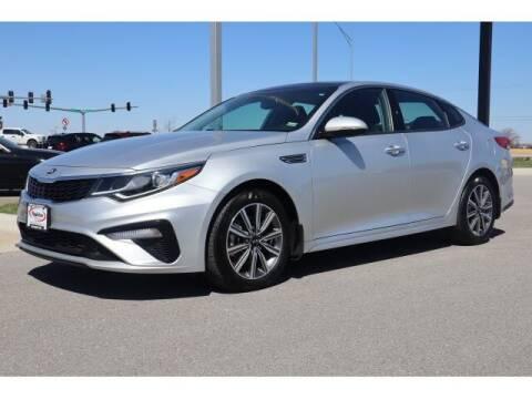 2019 Kia Optima for sale at Napleton Autowerks in Springfield MO