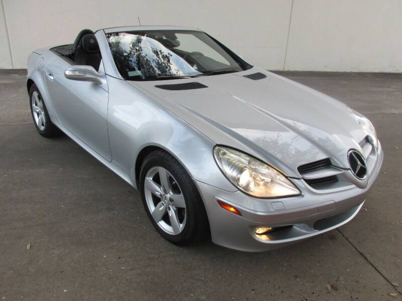 2006 Mercedes-Benz SLK for sale at QUALITY MOTORCARS in Richmond TX