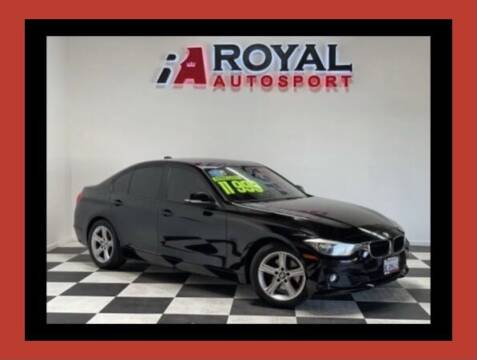 2013 BMW 3 Series for sale at Royal AutoSport in Sacramento CA