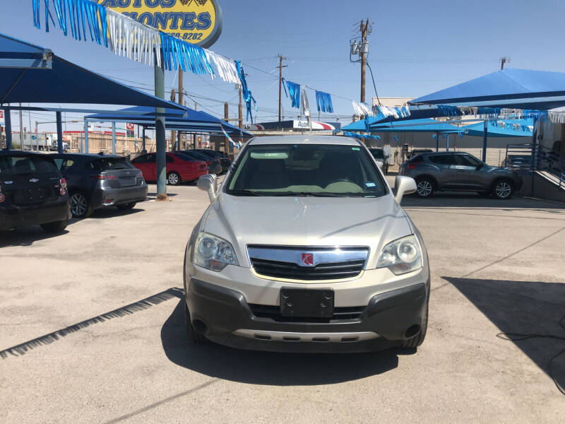 2009 Saturn Vue for sale at Autos Montes in Socorro TX
