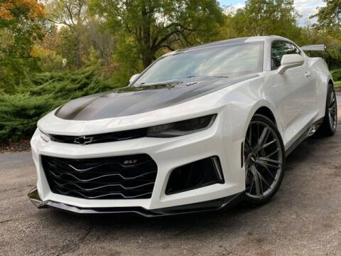 2018 Chevrolet Camaro for sale at Go2Motors in Redford MI