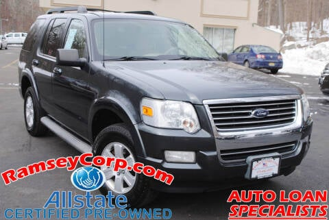 2010 Ford Explorer for sale at Ramsey Corp. in West Milford NJ