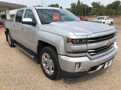 2017 Chevrolet Silverado 1500 for sale at Drive Chevrolet Buick Rugby in Rugby ND