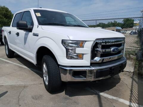 2017 Ford F-150 for sale at Auto Haus Imports in Grand Prairie TX