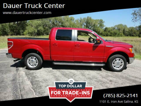 2012 Ford F-150 for sale at Dauer Truck Center in Salina KS