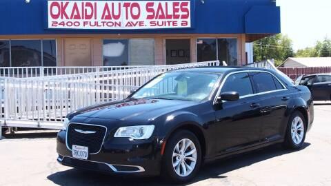 2015 Chrysler 300 for sale at Okaidi Auto Sales in Sacramento CA