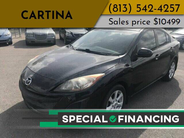 2011 Mazda MAZDA3 for sale at Cartina in Tampa FL