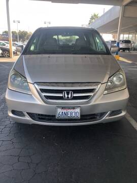 2007 Honda Odyssey for sale at Auto Outlet Sac LLC in Sacramento CA