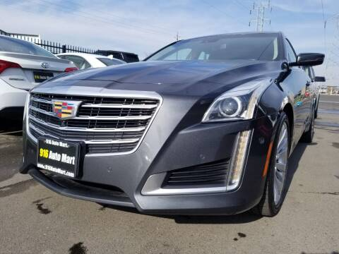 2017 Cadillac CTS for sale at 916 Auto Mart ONLY $399 DOWN!!!* in Sacramento CA