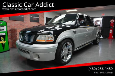 2003 Ford F-150 for sale at Classic Car Addict in Mesa AZ