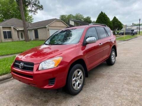 2010 Toyota RAV4 for sale at Demetry Automotive in Houston TX