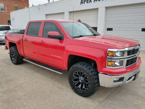 2015 Chevrolet Silverado 1500 for sale at Apex Auto Sales in Coldwater KS
