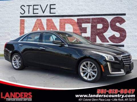 2018 Cadillac CTS for sale at The Car Guy powered by Landers CDJR in Little Rock AR