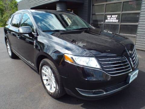 2018 Lincoln MKT Town Car for sale at Carena Motors in Twinsburg OH
