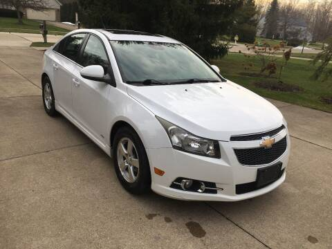 2013 Chevrolet Cruze for sale at Payless Auto Sales LLC in Cleveland OH