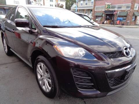 2010 Mazda CX-7 for sale at Best Choice Auto Sales Inc in New Bedford MA