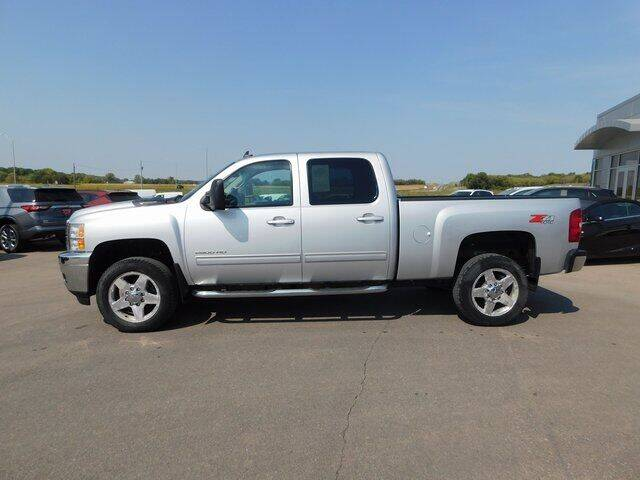 2013 Chevrolet Silverado 2500HD for sale at West Point Auto & Truck Center Inc. in West Point NE
