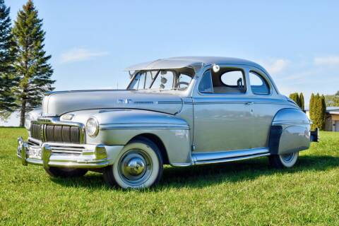 1947 Mercury Coupe  for sale at Hooked On Classics in Watertown MN