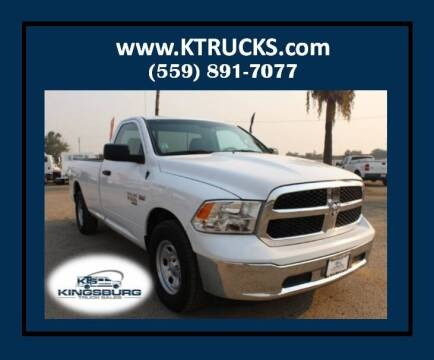 2019 RAM Ram Pickup 1500 Classic for sale at Kingsburg Truck Center in Kingsburg CA
