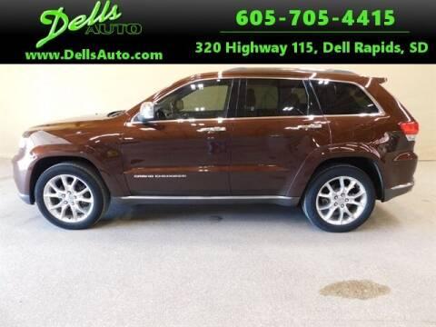2014 Jeep Grand Cherokee for sale at Dells Auto in Dell Rapids SD