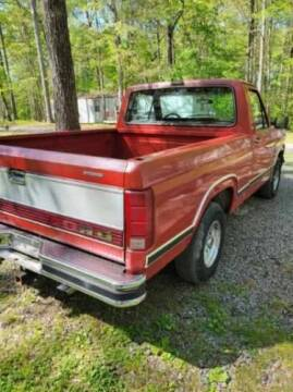 1986 Ford F-150 for sale at Classic Car Deals in Cadillac MI