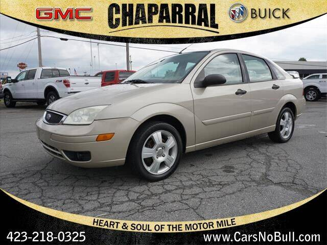 2007 Ford Focus for sale at CHAPARRAL USED CARS in Piney Flats TN