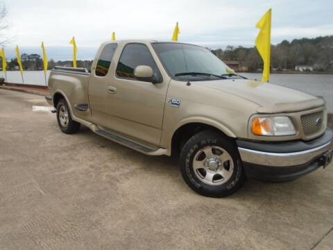 1999 Ford F-150 for sale at Lake Carroll Auto Sales in Carrollton GA