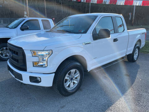 2016 Ford F-150 for sale at Turner's Inc - Main Avenue Lot in Weston WV