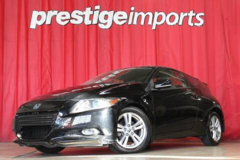 2011 Honda CR-Z for sale at Prestige Imports in St Charles IL