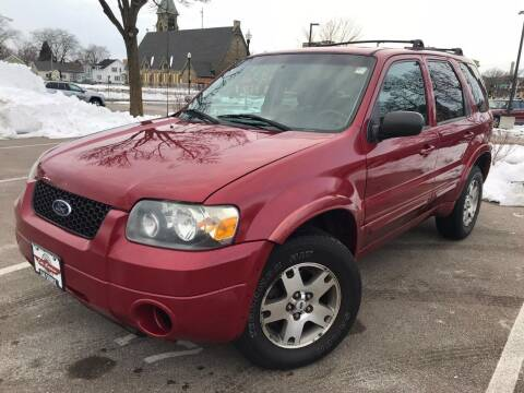 2005 Ford Escape for sale at Your Car Source in Kenosha WI