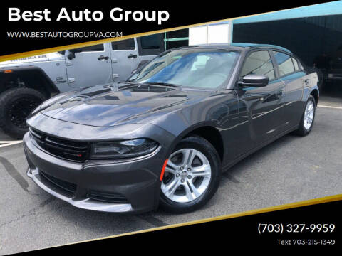 2019 Dodge Charger for sale at Best Auto Group in Chantilly VA
