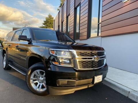 2015 Chevrolet Suburban for sale at DAILY DEALS AUTO SALES in Seattle WA