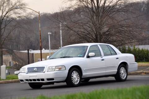 2006 Mercury Grand Marquis for sale at T CAR CARE INC in Philadelphia PA