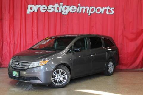 2012 Honda Odyssey for sale at Prestige Imports in St Charles IL
