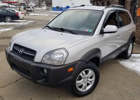 2006 Hyundai Tucson for sale at SUPERIOR MOTORSPORT INC. in New Castle PA