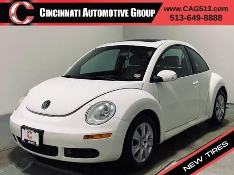 2009 Volkswagen New Beetle for sale at Cincinnati Automotive Group in Lebanon OH