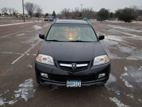 2005 Acura MDX for sale at Capital Fleet  & Remarketing  Auto Finance in Columbia Heights MN