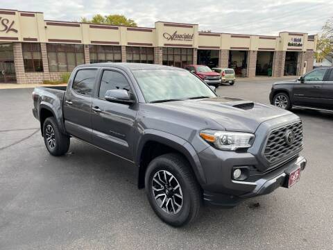 2021 Toyota Tacoma for sale at ASSOCIATED SALES & LEASING in Marshfield WI