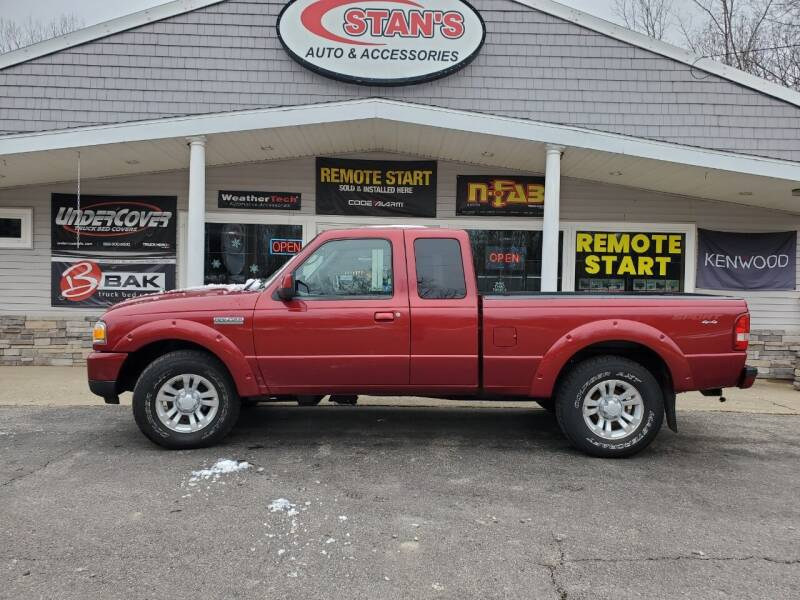 2009 Ford Ranger for sale at Stans Auto Sales in Wayland MI
